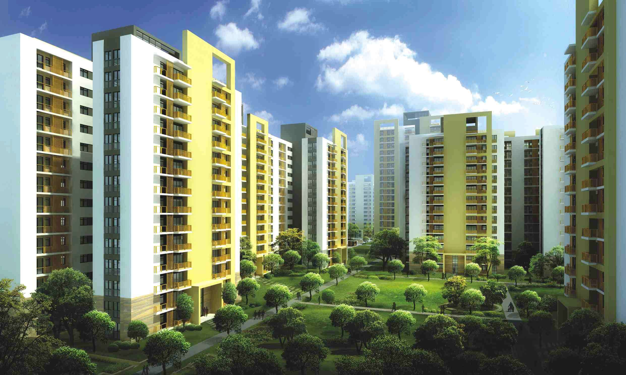 Gurgaon offering You the best Residential Properties