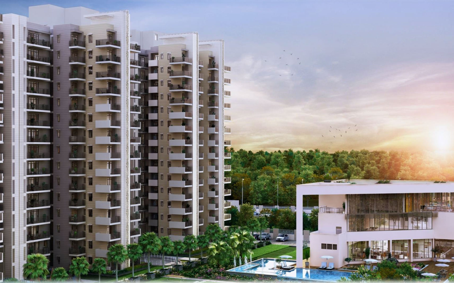 Ready to Move Flats / Apartments in Gurgaon