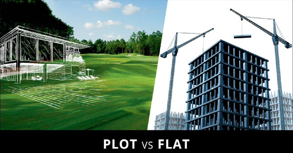 Plot or Flat What makes for a better investment option