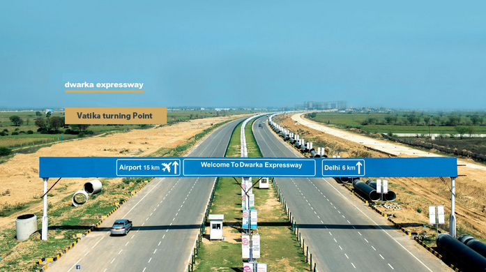 How Delayed Work Completion of Dwarka Expressway Projects Affecting General Public