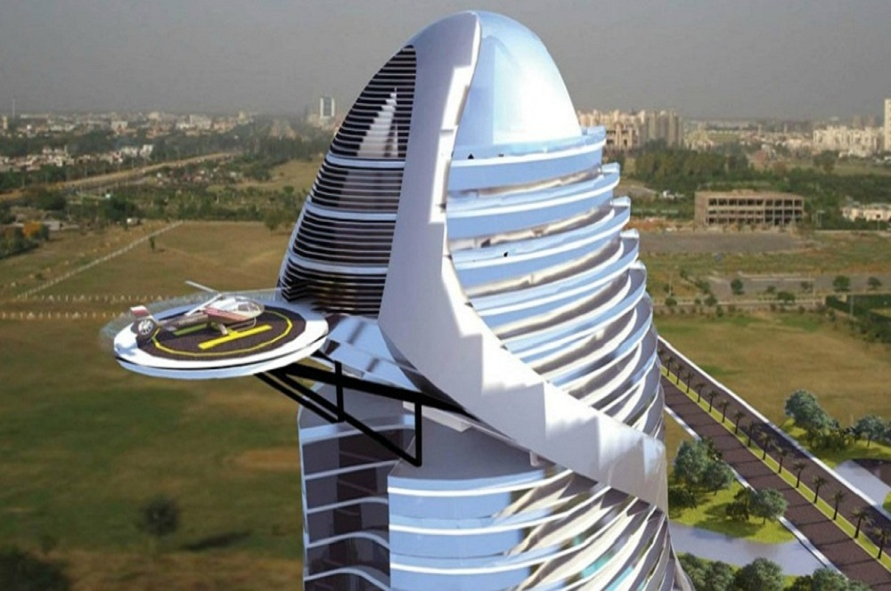 Michael Schumacher World Tower