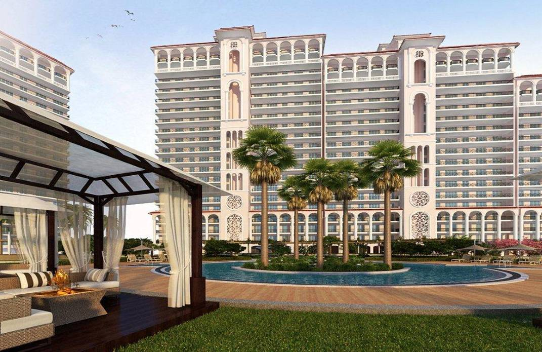 Dlf New Town Heights Floor Plan Remarkable House Construction Planset of dining room