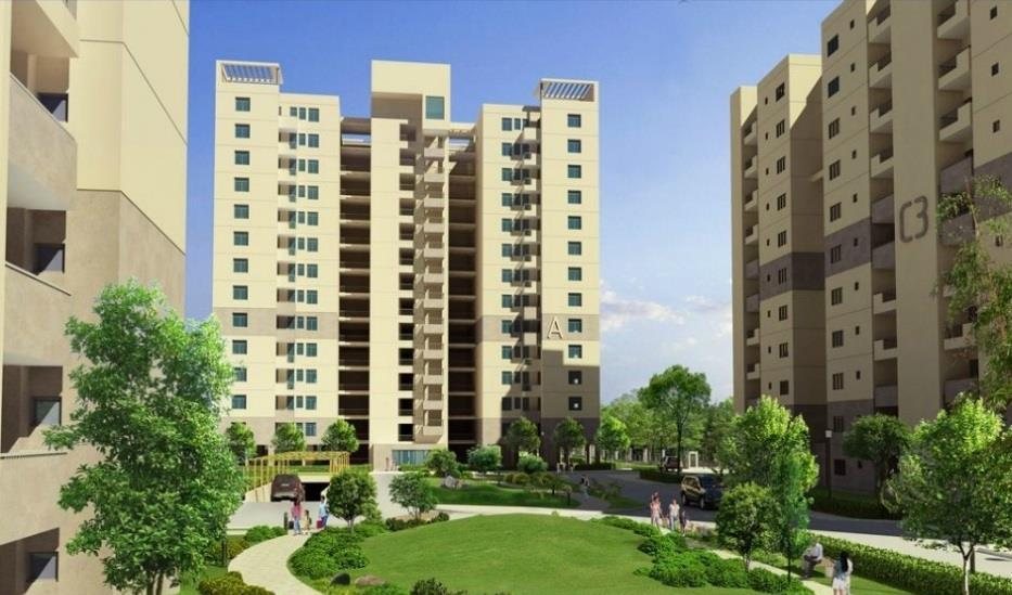Vatika India Next Tranquil Heights