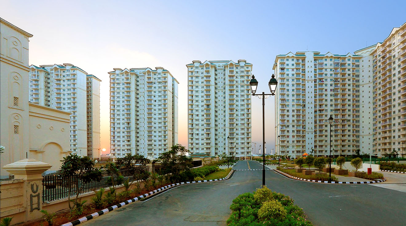 Garden City The Primus Gurgaon