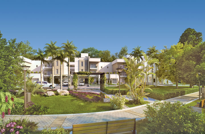 Sobha International City phase 3