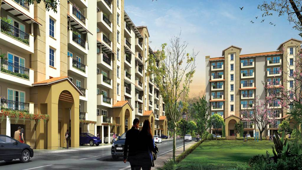 Emaar Palam Hills Gurgaon Sector 77