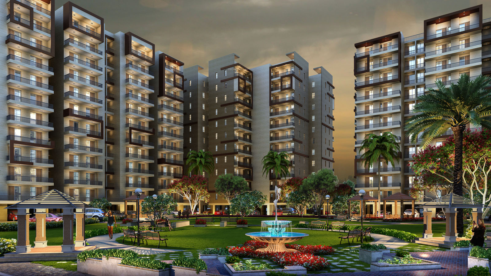 ANSAL HIGHLAND PARK GURGAON