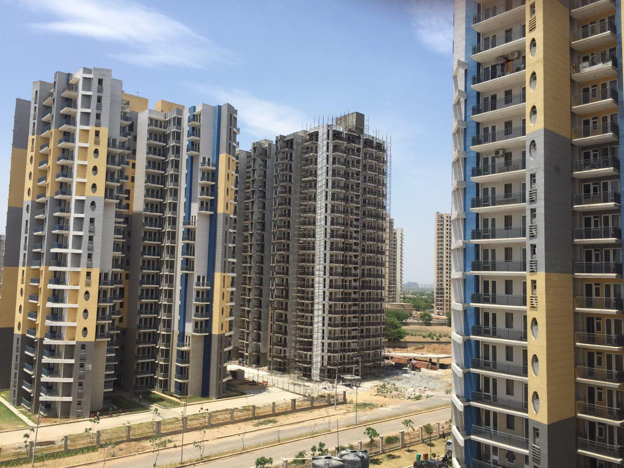 Antriksh Heights