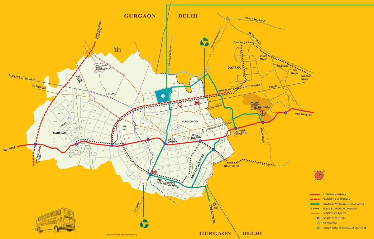 Spire Woods Sector 103 Gurgaon