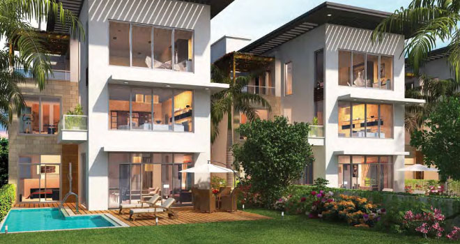 5 Bhk Villas in Experion Windchants Dwarka Expressway