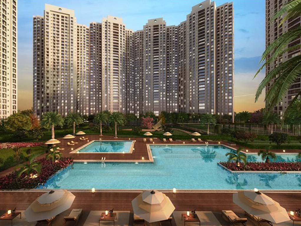2 BHK Apartment Indiabulls Centrum Park, Sector-103 Gurgaon